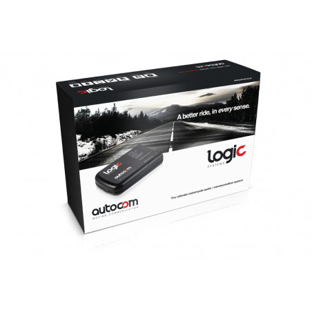 Autocom Logic L-2 Rider en Passenger System